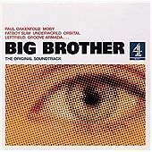 """""""BIG BROTHER""""- TV Soundtrack- Drum n Bass-Tech House-26 Track NEW 2CD"""