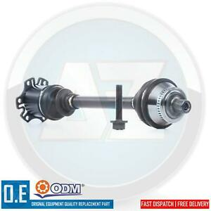 FOR AUDI A6 4.2 RS6 S6 C5 FRONT AXLE LEFT DRIVESHAFT PREMIUM ODM GERMANY LH
