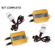 KIT XENON H4-2 6000K 12V 35W DC MINI SLIM DIGITALE