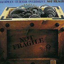 BACHMAN TURNER OVERDRIVE Not Fragile CD BRAND NEW