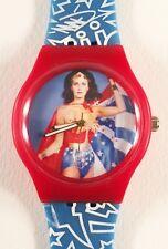 Wonder Woman watch - Retro 70s designer watch