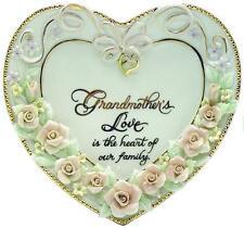 Bradford Exchange 'A Grandmothers Love' Collectible Plate
