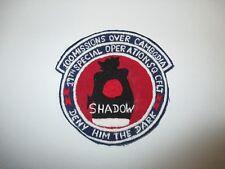 b7092 US Air Force Gun Ship 17th Special Operations Sq Shadow Cambodia 100 IR22C