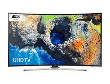 "Samsung UE49MU6200 49"" Smart 4k Ultra HD Curved LED TV - Black"