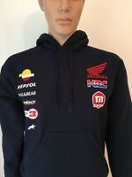New Style-REPSOL MONTESA 4RT TEAM FACTORY TRIALS BIKE CLOTHING/HOODIE/CAPUCHA -L