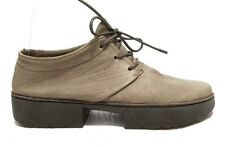 Trippen Relax Smog  Womens Shoes Leather Lace Up Oxford Shoes  Size EU 37
