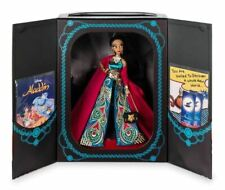 Disney Designer Collection JASMINE Limited Edition Doll (New in Unopened Box)