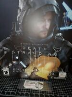NEW DEATH STRANDING COLLECTORS EDITION BB POD BOX SET SEALED PS4 PLAYSTATION 4