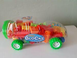 HC HUACHI FUNNY BLOCKS. ( Lego )