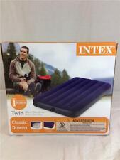 NEW Intex TWIN Classic Downy Inflatable Airbed Mattress 68757WA