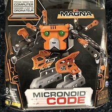 MECCANO ENGINEERING AND ROBOTICS MICRONOID CODE. NEVER OPENED.