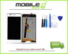 ECRAN LCD + VITRE TACTILE  pour HTC DESIRE 10 LIFESTYLE BLANC + outils