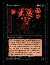 *MRM* FRENCH Reine sorcière (Sorceress Queen) GOOD MTG FBB