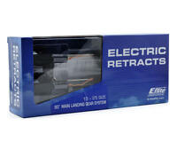 New Eflite E-Flite .15-.25 Size 90 Degree Electric RC Airplane Retracts EFLG200