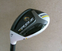 LH TAYLORMADE RBZ STAGE 2 ROCKETBALLZ 3 HYBRID 19 LOFT REGULAR FLEX LEFT HANDED