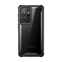 Galaxy S21 ULTRA i-Blason Ares Case Rugged Full Body 360 Bumper Cover Dual Layer