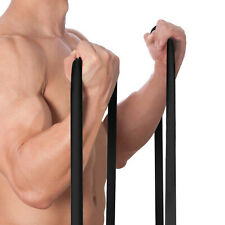 Heavy Duty Resistance Long Band Loop Power Gym Fitness Exercise Yoga Workout GYM