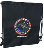 NASA Backpack Shoulder Bag International Space Station ISS Space X Space Travel
