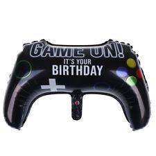 64*40cm Gamepad Shape Foil Balloon Birthday Party Balloons Decor Kids Toys  SK