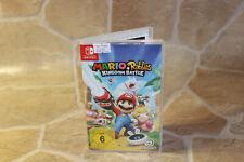 Mario + Rabbids (* FP *) Kingdom Battle para Nintendo conmutador como nuevo
