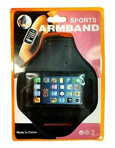 Sports Armband Phone Holder Arm Band Case Gym Running Pouch Jogging Exercise New
