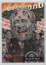 2007 Topps Hollywood Zombies #71 George W Botch Non-Sports Card 0f8