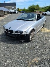 *BREAKING* BMW 318I 318CI CONVERTIBLE E46