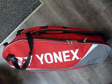 YONEX Tennisbag Red/White NEU!