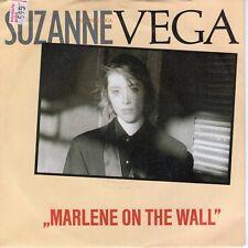 7inch SUZANNE VEGA marlene on the wall GERMAN 1985 EX/SOC  (S1096)