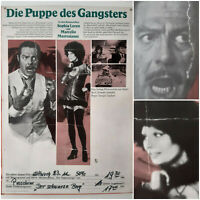PUPPE DES GANGSTERS | 1976 Kino Plakat A2 | Sophia Loren Mastroianni Capitani