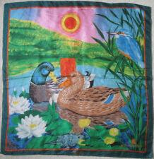 superb gisela buowberger silk scarf tbeg vintage scarf 85 x 86 cm c6fa51eda8f