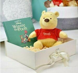 Disney Winnie The Pooh Plush Toy Gift Set Personalised (Emalia)
