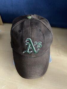 Vintage Twin Enterprise Oakland Athletics Baseball Team Cap Adjustable Strap