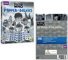DR WHO 030 (1966)  THE POWER OF THE DALEKS TV Doctor Patrick Troughton - DVD UK