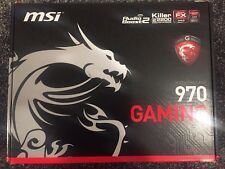 MSI 970 GAMING scheda madre + AMD FX 4100 Quad Core Bundle