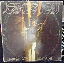 JEAN-LUC PONTY Imaginary Voyage Album Released 1976 Vinyl/Record  Collection USA