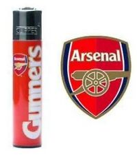 OFFICIAL ARSENAL FOOTBALL CLUB FLINT CIPPER LIGHTER GENUINE