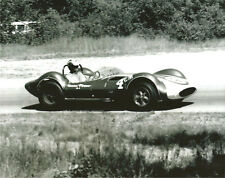Vintage 8 X 10 1963 Road America Winning Chaparral Harry Heuer
