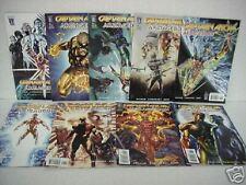 CAPTAIN ATOM ARMAGEDDON / COMPLETE / Comic Book RUN