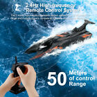 JJRC S6 RC Boat for Pools Lakes 2.4GHz Remote Control Boat Toys for Kids Adults