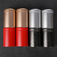 Mini Metal Canister Cookware Tea Powder Caddy Container Storage Retro Vintage