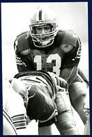 1980's DAN MARINO Pre Rookie Type 1 Photo ! College Team Pitt. Panthers ! HOF 🔥