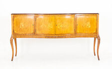 Mahogany Sideboard | Beautiful Marquetry | Satinwood Inlay  | Scotland 1950|B543
