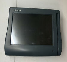 Micros Workstation 4 System Unit Pos Touchscreen With Windows Cenet