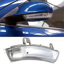 VW Golf Mk5 2003-2009 Wing Mirror Door Indicator Lens N/S Passenger Side Left