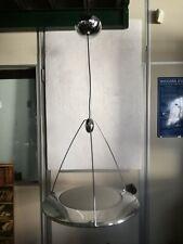 Lustre Space Age UFO Lampe Suspension Arteluce Mira S Ezio Dido Flos