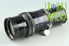 Taylor & Hobson Cooke Deep Field Panchro 100mm F/2.5 Lens #29922 E6