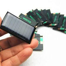 Mini Energía Solar Panel 5V 0.15W Bricolaje Módulo para Juguete Pilas Cargador