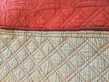 Ralph Lauren Quilted Pillow Sham,Euro 27x 27,Burgundy Wine/Velvet Hem/Button