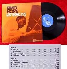 LP Elmo Hope: Last Sessions (Inner City 1018) US 1977
